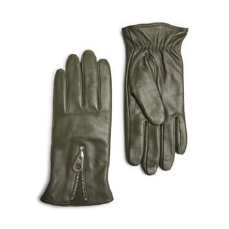 Handskmakaren Carrara handskar i skinn, dam