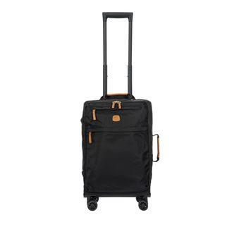 BRIC'S X-Travel mjuk kabinväska i nylon, 4 hjul, 55 cm