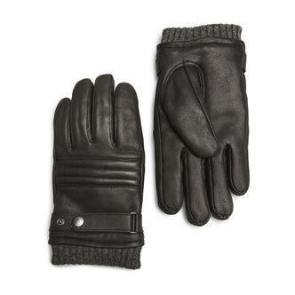 Handskmakaren Viareggio handskar i skinn, herr
