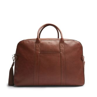Rizzo Mark weekendbag i skinn