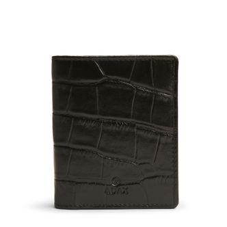 Adax Ninni plånbok i krokopräglat skinn