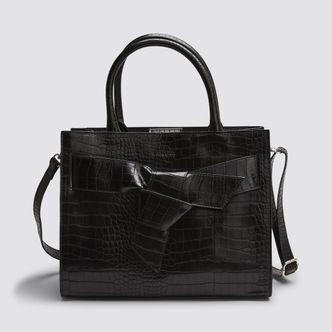 Don Donna Luna Croco Carryall handväska