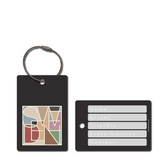 City Graphics Sweden bagagetag