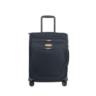 Samsonite Spark ECO mjuk kabinväska med 4 hjul, 55 cm
