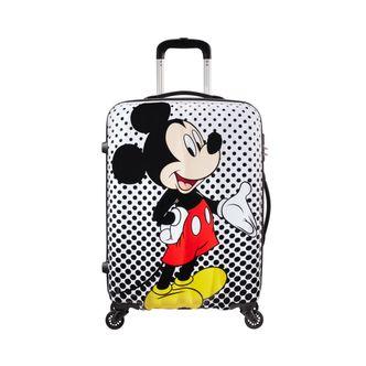 American Tourister Disney Musse Pigg resväska, 4 hjul, 65 cm