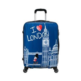 American Tourister Disney Musse Pigg London resväska, 65 cm