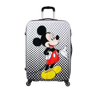 American Tourister Disney Musse Pigg resväska, 4 hjul, 75 cm