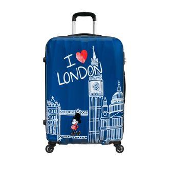 American Tourister Disney Musse Pigg London resväska, 75 cm