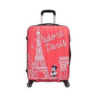 American Tourister Disney Mimmi Pigg Paris resväska, 65 cm