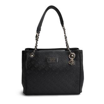 Guess Logo Love Girlfriend Carryall handväska