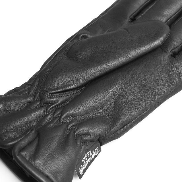 Handskmakaren Foggia handskar i getskinn, herr