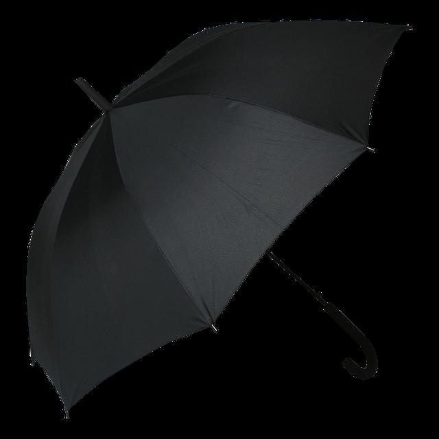 A-TO-B paraply, automatisk uppfällning