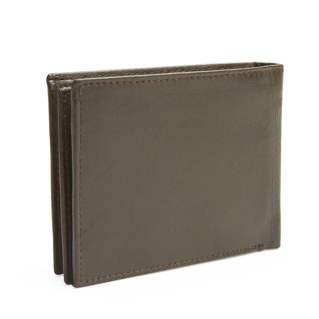 Rizzo Brando liten plånbok i skinn