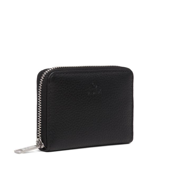 liten plånbok läder