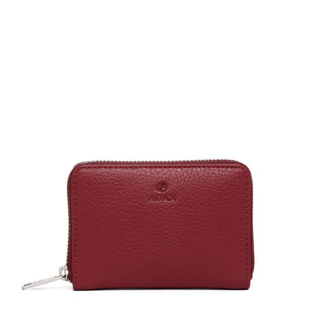 ADAX Cornelia liten plånbok i skinn