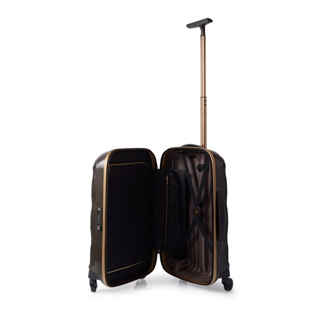 Samsonite Cosmolite hård kabinväska, 4 hjul, 55 cm