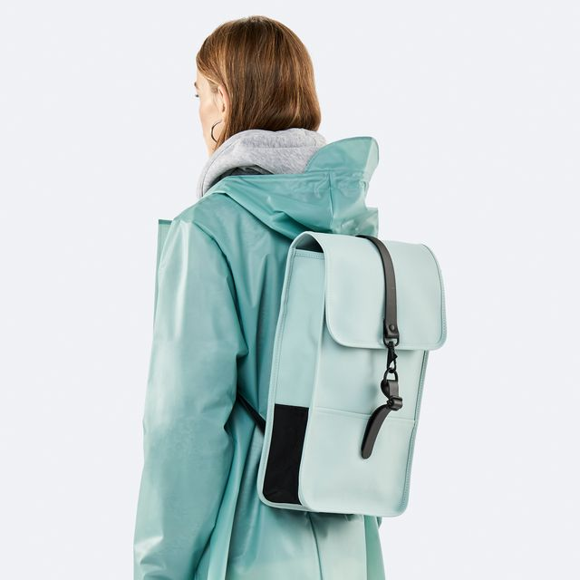 Rains Backpack Mini ryggsäck, vattenavvisande, 13 tum