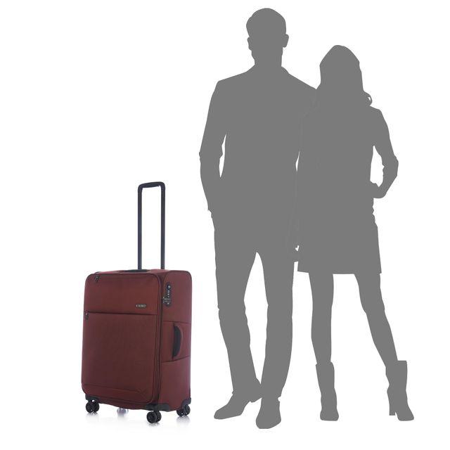 Epic Discovery Neo expanderbar resväska, 4 hjul, 67 cm