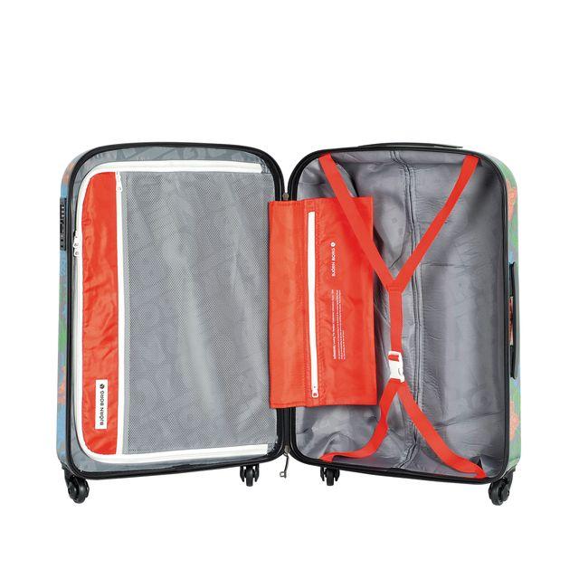 Björn Borg Hot Solid resväska, 4 hjul, 55/65/78 cm