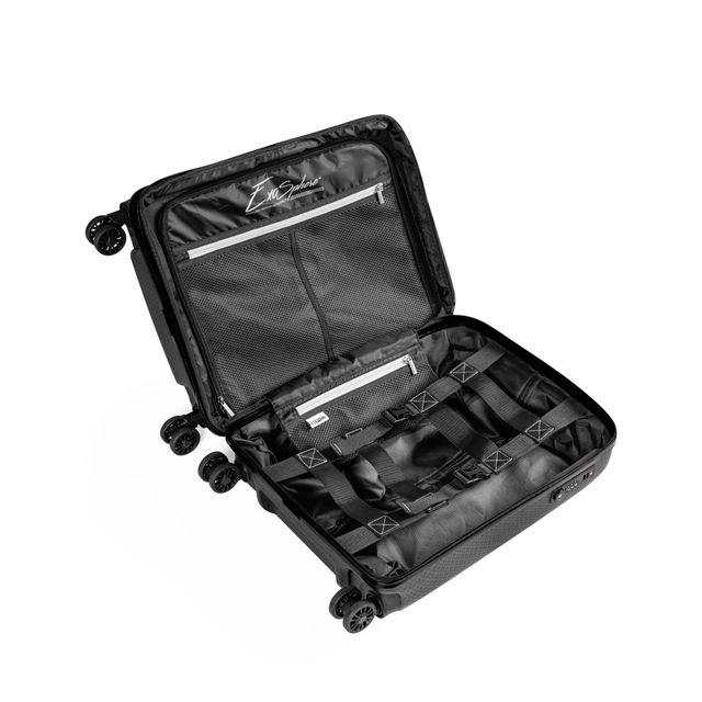 EPIC GTO 5.0 hård expanderbar kabinväska, 55 cm