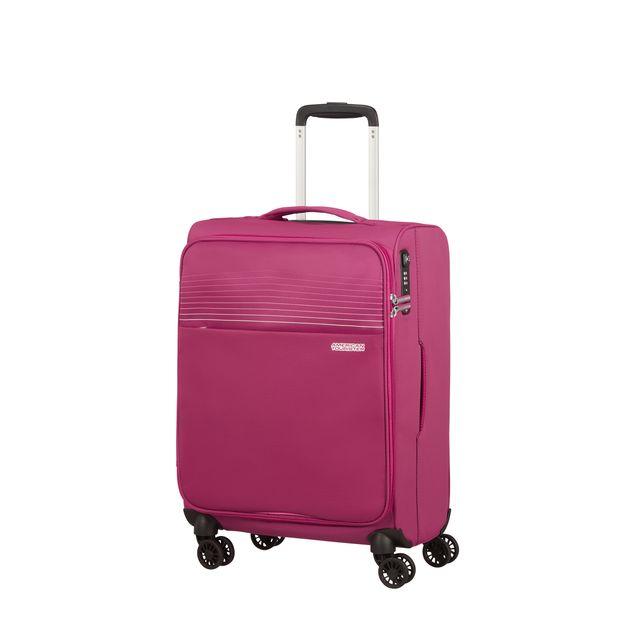 American Tourister Lite Ray kabinväska med 4 hjul, 55 cm