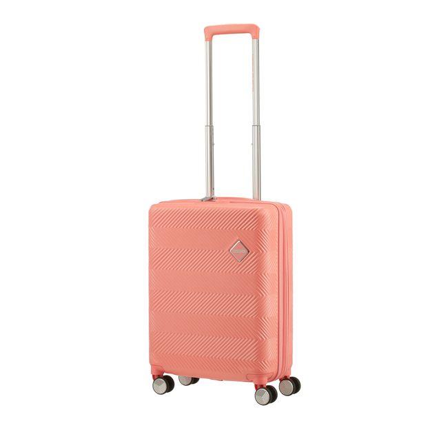 American Tourister Flylife kabinväska med 4 hjul, 55 cm