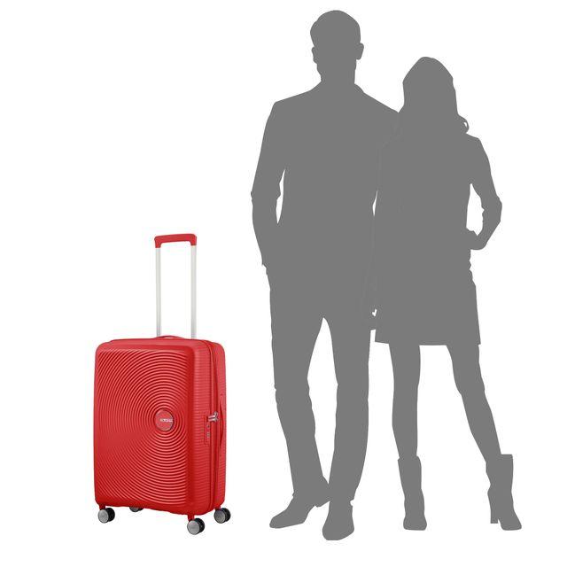 American Tourister Soundbox resväska med 4 hjul, 67 cm