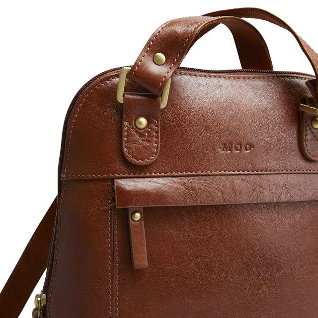 MCO Dora ryggsäck i skinn