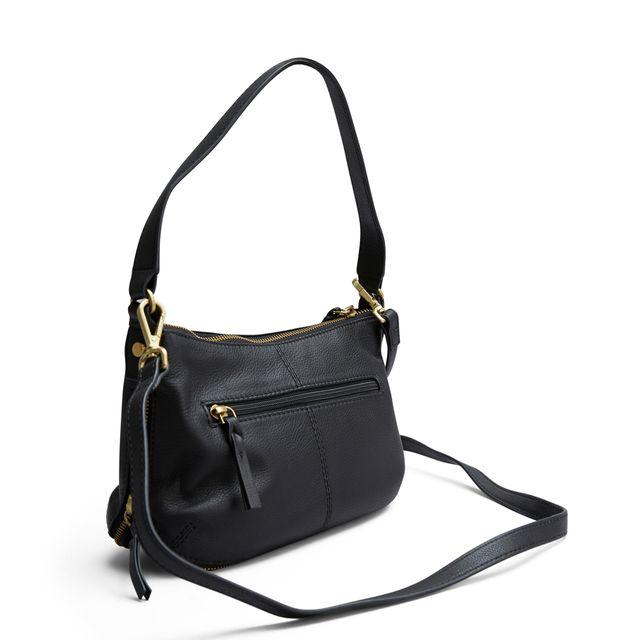 MCO Ruth Hobo liten handväska i skinn