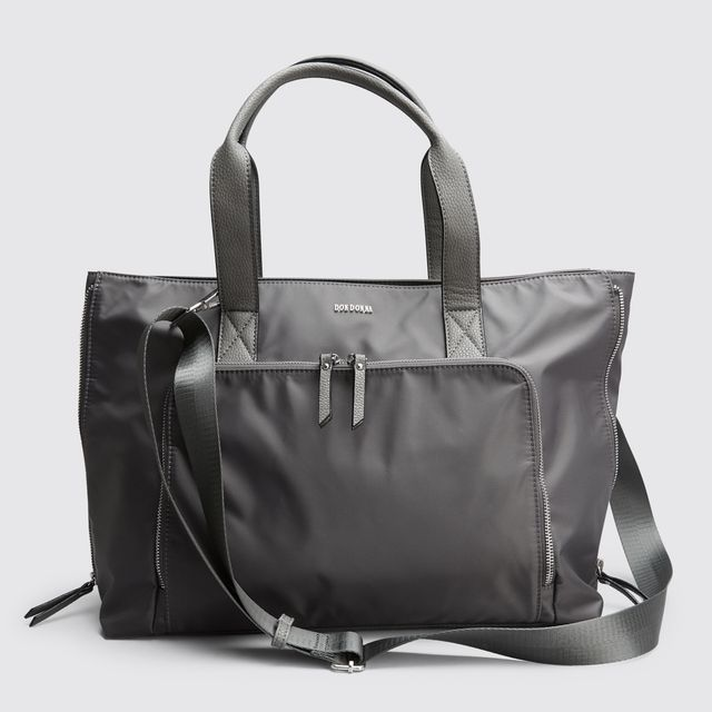 Don Donna Jill handväska med datorfack, 15 tum