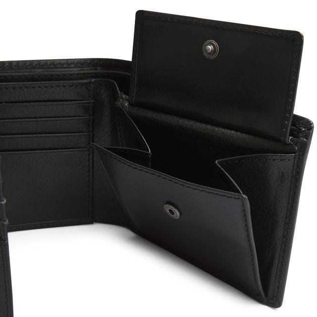 Lenoard Heyden Roma plånbok i skinn