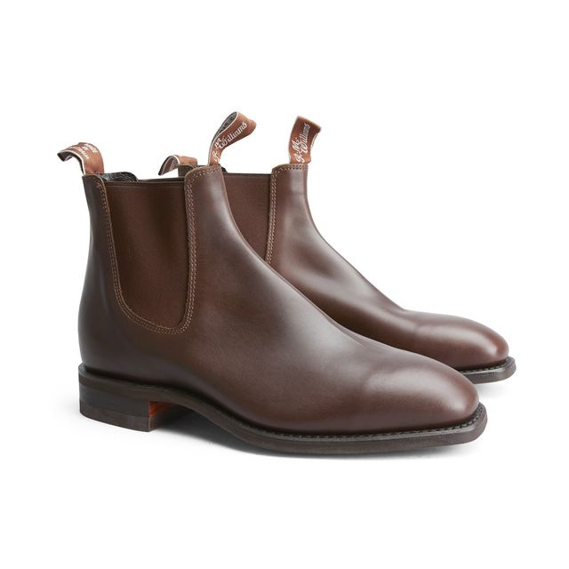 R.M.Williams Blaxland Yearling chelsea boots, herr