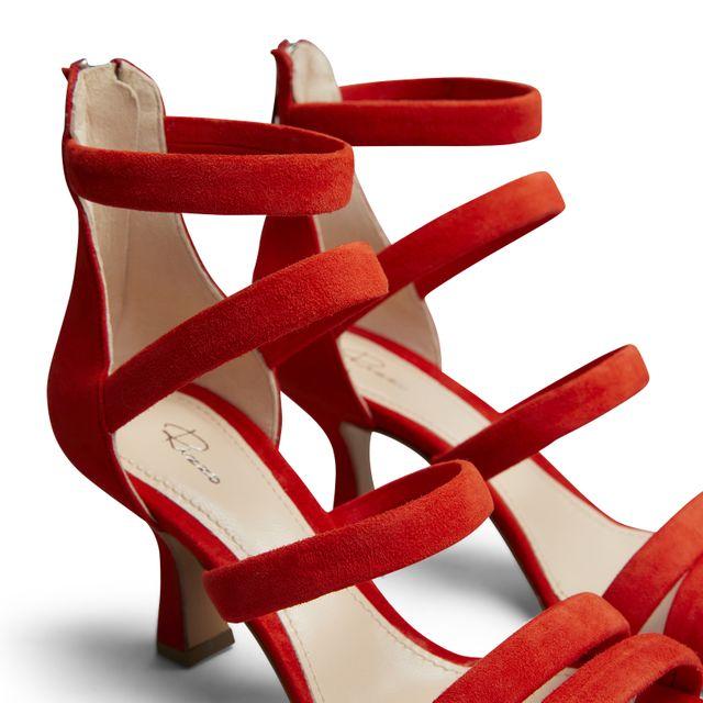 Rizzo Antea sandaletter i mocka, dam