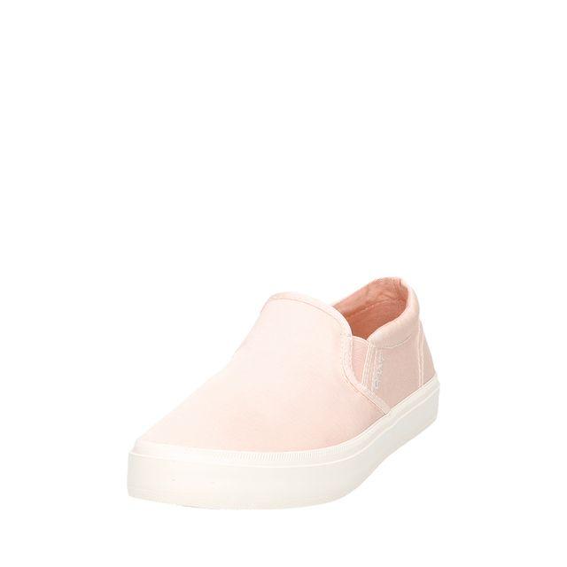Gant Pinestreet slip-on sneakers i textil, dam