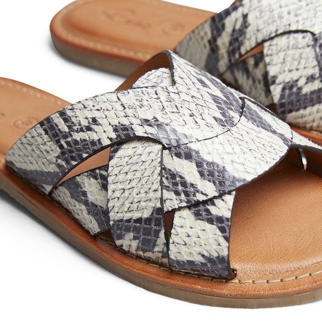 Rizzo Hanna slip-in sandaler i skinn, dam