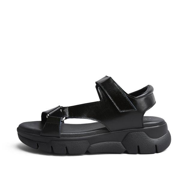 Rizzo Astra sandaler i skinn, dam