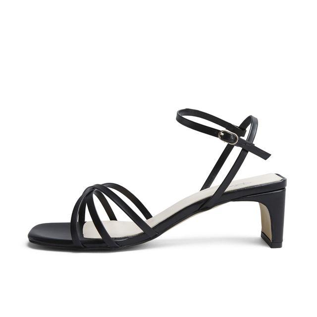 Rizzo Adalia sandaletter i skinn, dam