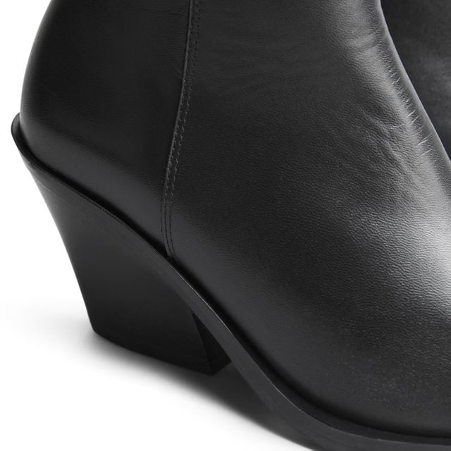 Rizzo Marilde boots i skinn, dam