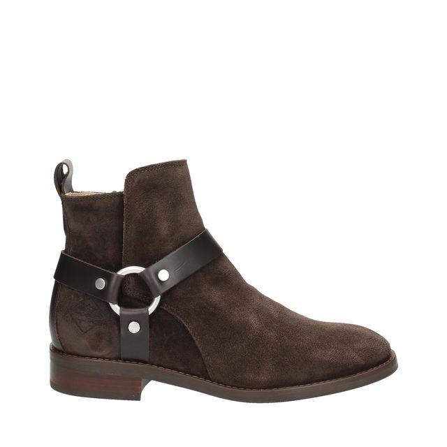 Gant Fay boots i mocka, dam