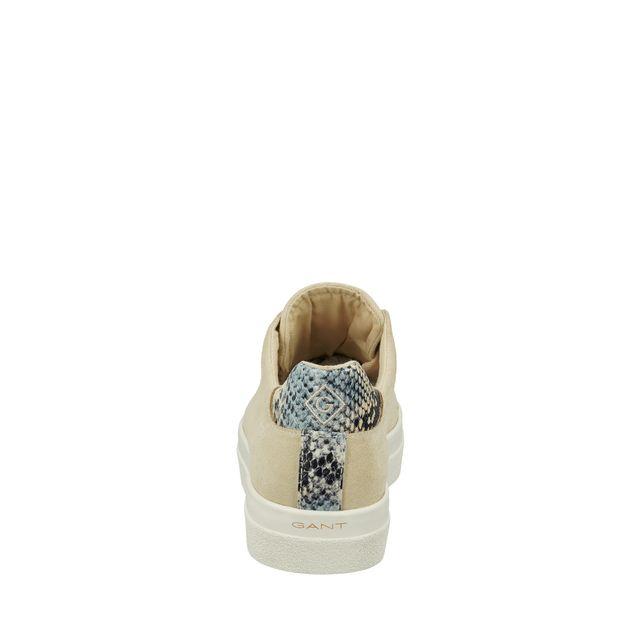 Gant Avona sneakers i mocka, dam
