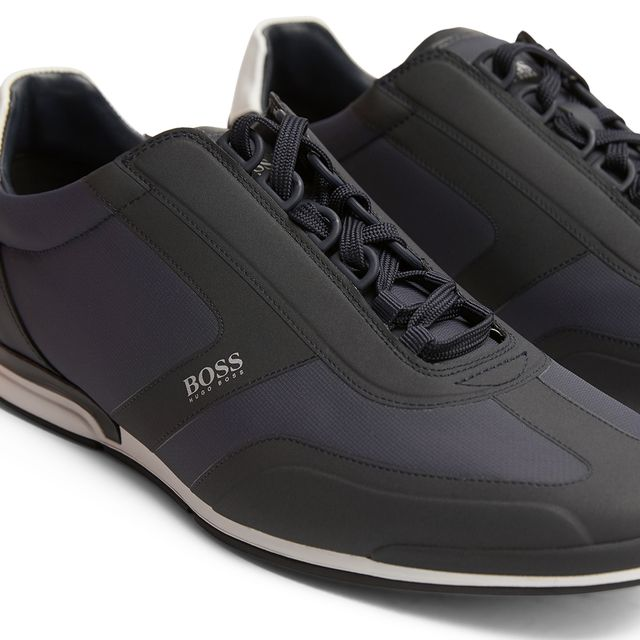 Hugo Boss Saturn Low sneakers, herr