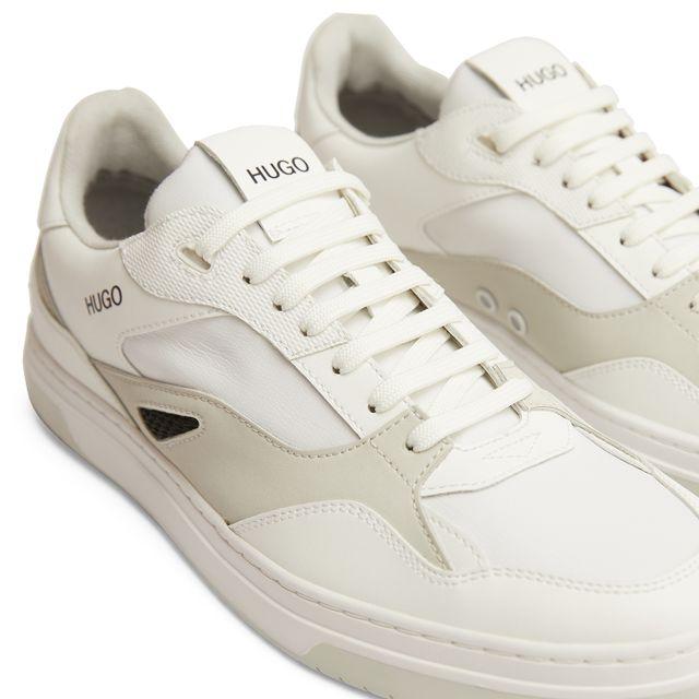 Hugo Boss Swinton sneakers i skinn, herr