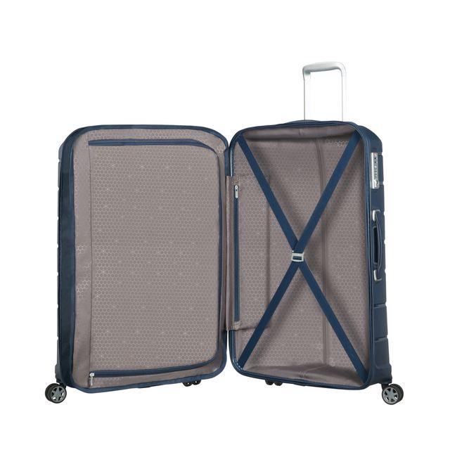 Samsonite Flux hård expanderbar resväska, 4 hjul, 75 cm