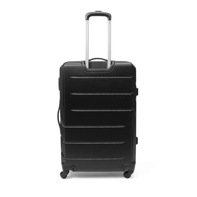 Accent hård resväska, 4 hjul. 55/66/76 cm