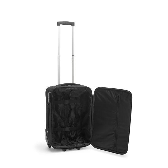 Accent mjuk resväska, 2 hjul, 55/67/77