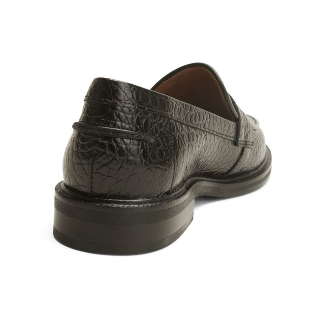 Billi Bi 4110 loafers i skinn, dam