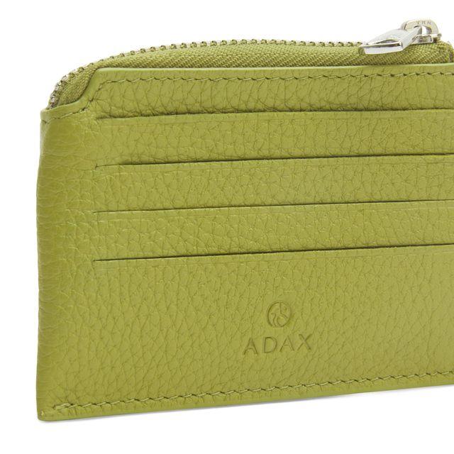 Adax Susy korthållare i skinn