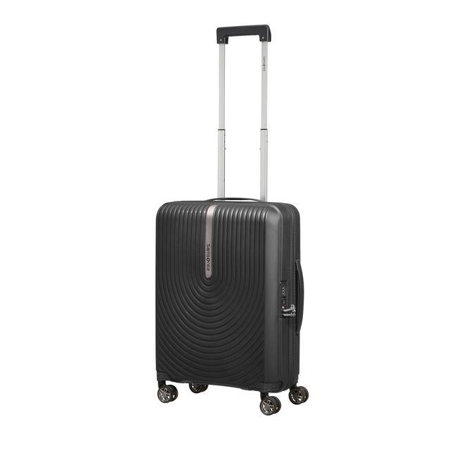 Samsonite Hi-Fi hård kabinväska, 4 hjul, 55 cm