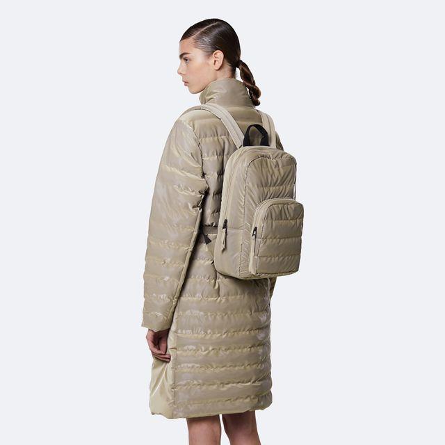 Rains Base Bag Mini Quilted ryggsäck, vattenavvisande