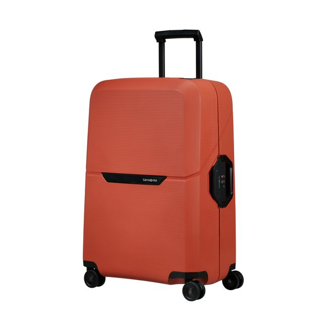 Samsonite Magnum Eco hård resväska, 69 cm, 4 hjul